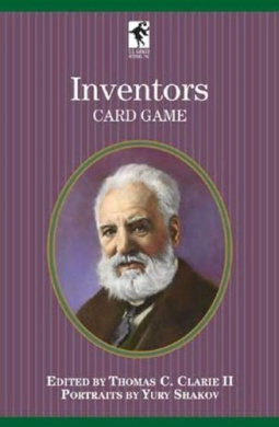 Inventors Card Game (Authors & More)