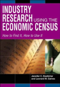 Industry Research Using the Economic Census