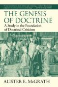 The Genesis of Doctrine