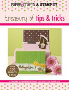 Papercraft Stamp it Treasury Tips Tricks