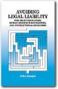 Avoiding Legal Liability