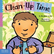 Clean-up Time (Toddler Tools) [Board book]