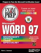 Word 97 Exam Prep