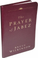 The Prayer of Jabez Leather Edition