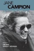 Jane Campion: Interviews