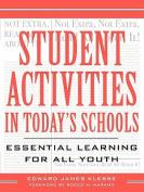 Student Activities in Today's Schools