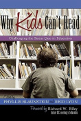 Why Kids Can't Read