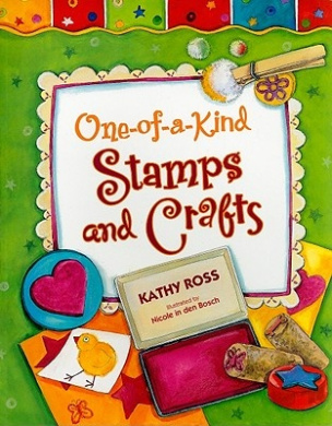 One-Of-A-Kind Stamps and Crafts (Girl Crafts (Paperback))