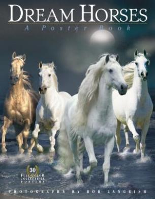 Dream Horses Poster Book