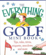 The Everything Golf Mini Book