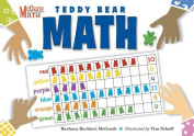 Charlesbridge Publishing CB-9781580892841 Teddy Bear Math