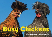 Busy Chickens (Busy Series) [Board book]