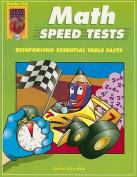 Math Speed Tests, Book 2