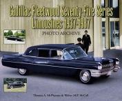 Cadillac Fleetwood Series Seventy-Five Limousines 1937-1987 Photo Archive