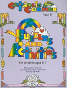 Puzzles & Activities for Children Ages 5-7  : Year B