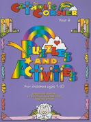 Puzzles & Activities for Children Ages 7-10  : Year B