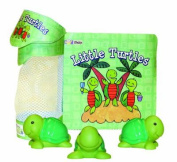 Float-Alongs Little Turtles [With 3 Turtles]