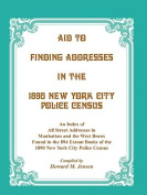 Aid to Finding Addresses in 1890 New York City Police Census
