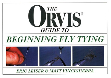 The Orvis Guide to Beginning Fly Tying (Orvis)