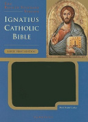 Ignatius Catholic Bible-RSV-Large Print [Large Print]