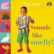 My Turn Sounds Like S [Board Book]