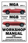 Mga & Mgb Workshop Manual & Owners Handbook
