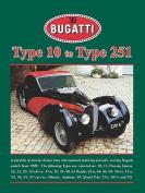 Bugatti Type 10 to Type 251