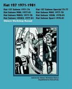 Fiat 127 Saloon, Special, 900l, 900c, 900cl, 1050l, 1050cl & Sport 1971-1981 Owners Workshop Manual
