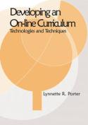 Developing an Online Educational Curriculum