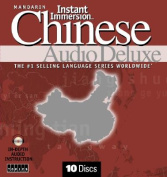Instant Immersion Mandarin Chinese Audio Deluxe [With 2 Audio CDs] [Audio]
