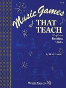 Music Games That Teach Rhythm Reading Skills