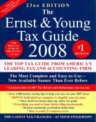 The Ernst and Young Tax Guide