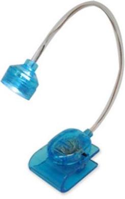 i-Lite (Blue): The Ultra-Mini Booklight