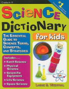 Science Dictionary for Kids