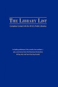 The Library List