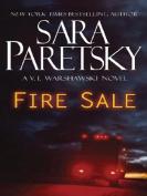 Fire Sale [Large Print]