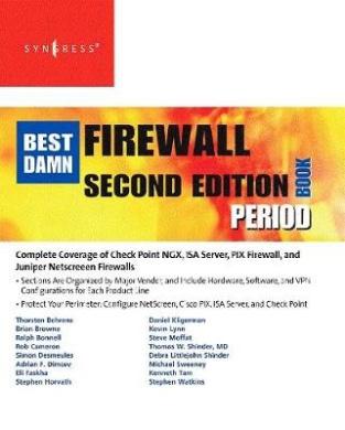 The Best Damn Firewall Book Period (Book Period)