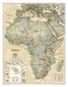 Africa Classic, Enlarged &, Tubed