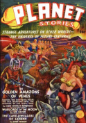 Planet Stories #1 Winter 1939