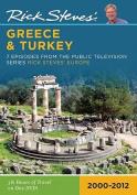 Rick Steves' Greece, Turkey, Israel, And Egypt 2000-2009