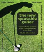 New Quotable Golfer