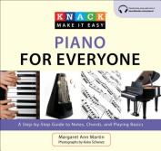 Knack Piano for Everyone