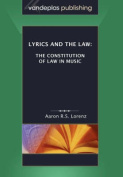 Lyrics and the Law