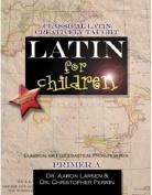 Latin for Children, Primer A