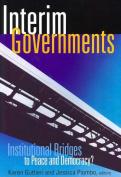 Interim Governments