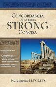 Concordancia de la Biblia Strong Concisa [Spanish]