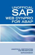 SAP Web Dynpro for ABAP Interview Questions: WD-ABAP Interview Questions, Answers, and Explanations