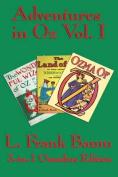 Complete Book of Oz Vol I
