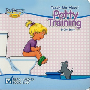 Teach Me about Potty Training [With CD (Audio)] [Board Book]