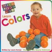 Kids Like Me... Learn Colors